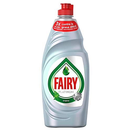 Fairy Mano Platinum Original - 650 ml
