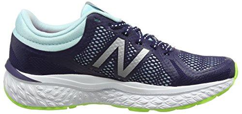 New Balance Running, Chaussures de Fitness Femme Bleu Marin (Navy Blue)
