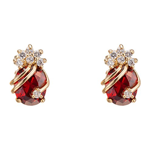 yazilind-elegant-18k-gold-plated-cubic-zirconia-multicolor-stud-earrings-for-women
