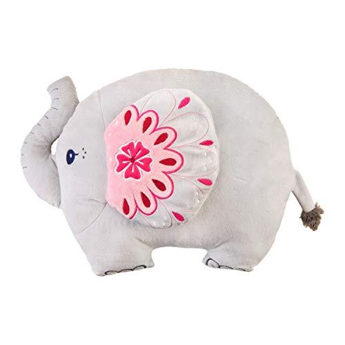 Sass and Belle Mandala Kissen Elefant -