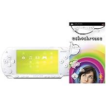 PlayStation Portable - PSP Konsole, white inkl. Echochrome