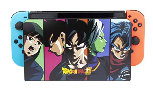 FR·TEC - Switch Dock Cover Dragon Ball