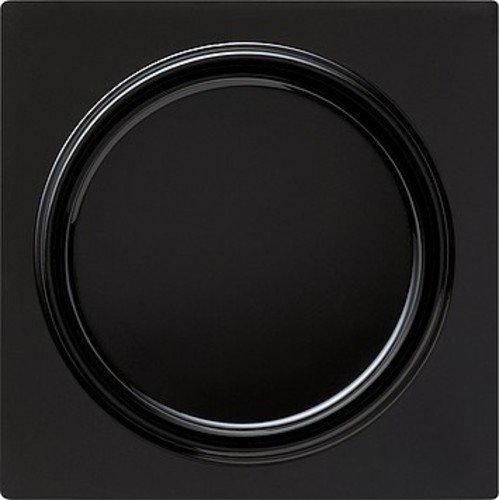 Gira 065547-Light Switch (Rotary, Black)
