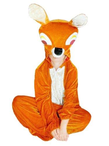 SU20 Gr. M-L Rehkitz Kostüm Kostüme Rehkitzkostüm Karneval Fasching Fastnacht