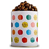 The Crunch Box Dark Chocolate Overload Popcorn Tin - 410 Gms
