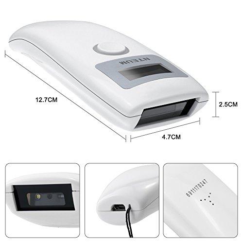 NETUM Bluetooth QR 2D Barcode Scanner Wireless Bar Code