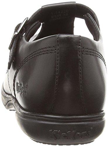 Kickers Kickers Keavy Mj, Ballerines femme Noir (noir)