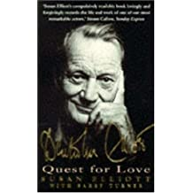 Denholm Elliott: Quest for Love by Susan Elliott (1995-09-14)