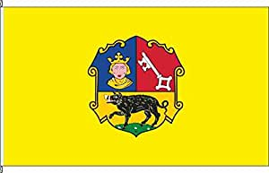 Flagge Fahne Bannerflagge Ebermannstadt - 80 x 200cm