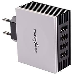 Powersafe Artis U400 4 USB Wall Charger (4.2A Max Output)