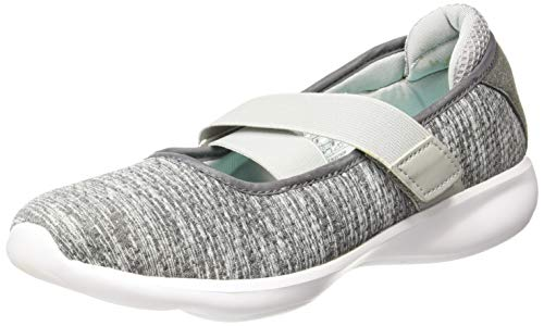 Contour Oasis Grey Nordic Walking Shoes