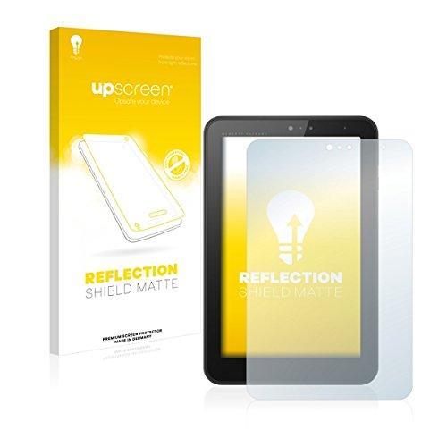 upscreen Reflection Shield Matte Bildschirmschutz Schutzfolie für HP Pro Tablet 408 G1 (matt - entspiegelt, hoher Kratzschutz)