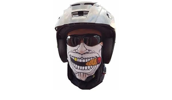 Salt Armour  Original Sa Company en provenance des États-Unis Gangster Foulard  Masque Tuyau Rigide Protection Contre Le Froid Visage Masque Halloween Moto  ... ffe9f26a781