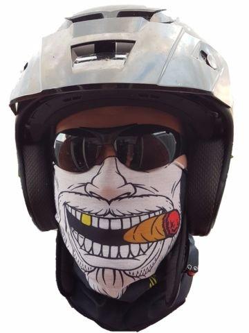 """""""Original SA Company aus den USA """" GANGSTER HALSTUCH MASKE Schlauchtuch Schal Kälteschutz Gesichtsmaske Halloween Motorrad Ski Snowboard Fahrrad Jagen Angeln Paintball"""