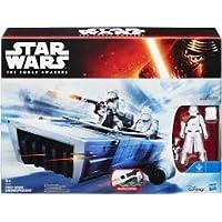 Hasbro B3673 Star Wars, vehículo snowspeeder