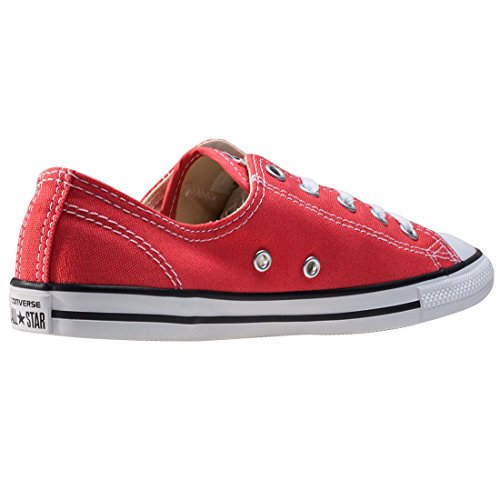Converse Chuck Taylor All Star Dainty Ox 555986C, Turnschuhe Rot