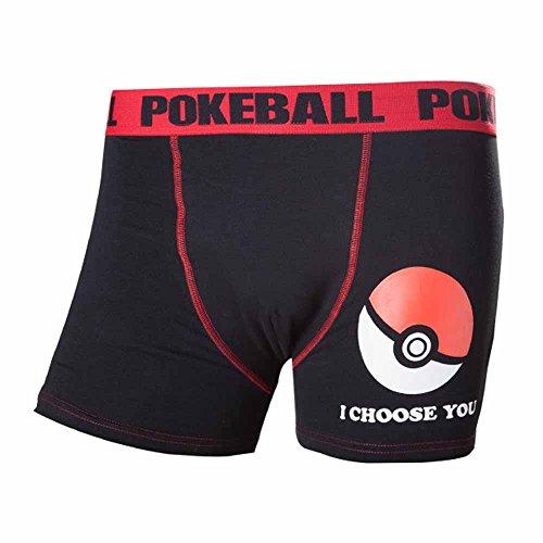 Pokemon Boxershorts -M- Poke Ball