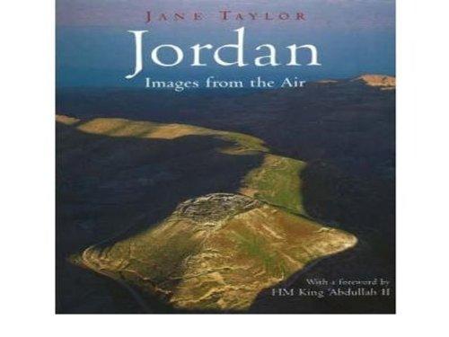 Jordan: Images from the Air por Jane Taylor