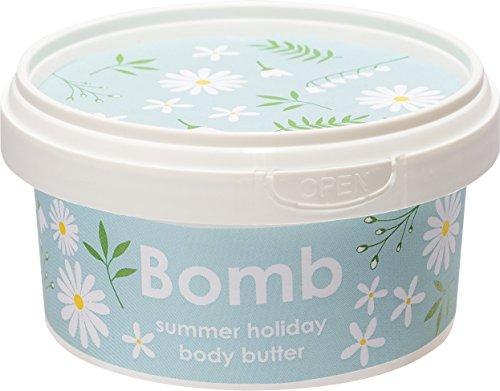 Bomb Cosmetics Bodybutter SUMMER HOLIDAY mit Bergamotte -