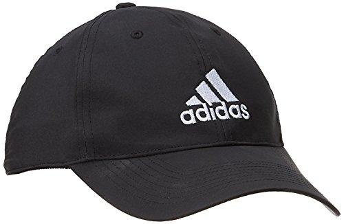 adidas Cap Performance Logo Kappe, schwarz/weiß, One Size, S20436M