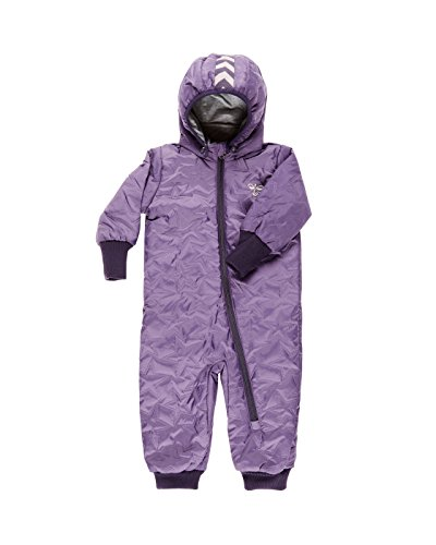 Anzug, Kinder, 74 / 9 Monate, Violett (Hummel Anzug)