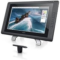 """Wacom DTK-2200 Cintiq 22 HD - Pantalla creativa interactiva de 22"""" (Full HD, con lápiz de 2048 niveles de presión, soporte doblable incluido)"""