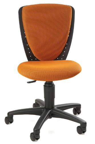 TOPSTAR 70570BB40  Kinder-Drehstuhl High S'cool Bezugsstoff orange