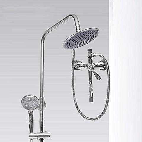 sdkky Hand Dusche, Dusche, alle Kupfer Wand Dusche