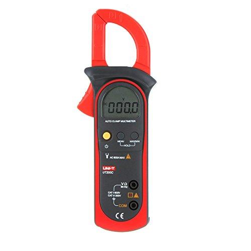 Uni-T UT200C Auto Range 5999zählt Digital Clamp Meter w/Frequenz Test