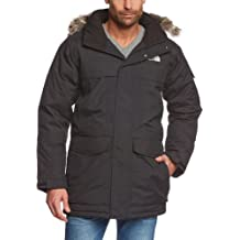 The North Face M Mc Murdo, Parka Uomo, Nero/TNF Nero, L