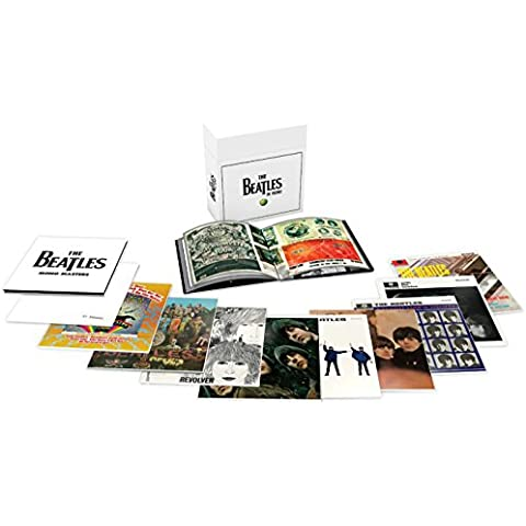 The Beatles Mono Vers. Vinyl Boxset  [Vinilo]