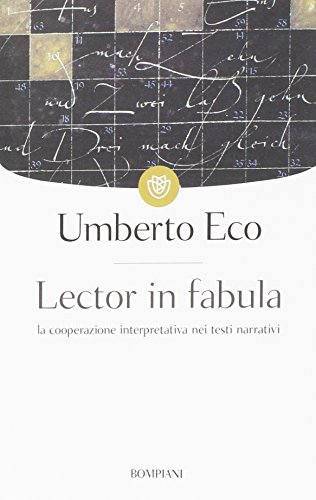 Lector in fabula (Tascabili. Saggi) por Umberto Eco