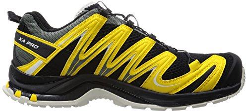 Salomon  XA PRO 3D, Chaussures de trail hommes Black