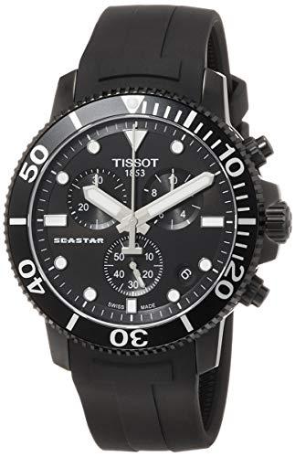 Tissot Herren-Taucheruhr Seastar 1000 Chronograph T120.417.370.51.02