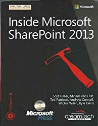 Inside Microsoft Sharepoint 2013 [Paperback]