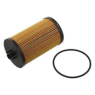 febi bilstein 35369 Oil Filter with seal ring, pack of one