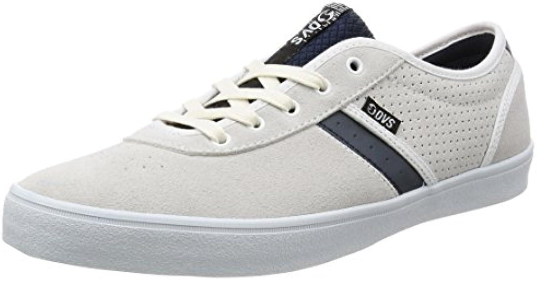 DVS Epitaph SoCo white suede Schuhe  Billig und erschwinglich Im Verkauf