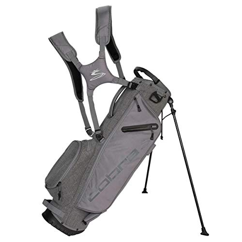Cobra Megalite Comfort Golf Stand Bag - Quiet Shade - Bag Stand Cobra