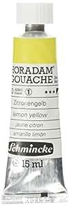 Schmincke horadam gouache 15ml - Jaune citron