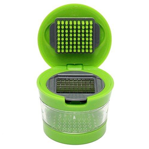 Mini Cute Praktische Home Küche Tool Kit Press Chopper Hand Presser Knoblauch Grinder Praktische Küche Werkzeug (Grinder Tools Kit)