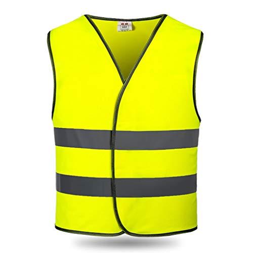 LQ Hochglanz reflektierende Weste, Sicherheitsweste Weste, sicherheitskleidung, Engineering BAU Anzug Sicherheitswesten - Hand Maßgeschneiderte Anzug