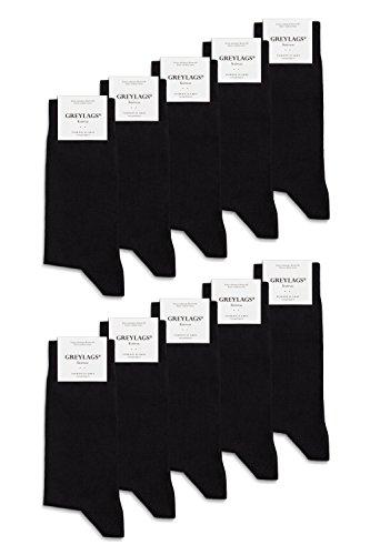 Businesssocken Business Socken Herren Schwarz Männer Größe 47 48 49 50 Anzug Anzugssocken unisex kurz herrenstrümpfe baumwollsocken xl xxl groß