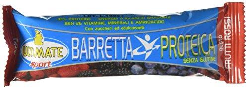 Ultimate italia barretta proteica - 1 scatola