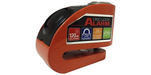 Xena XZZ6L-HD Candado, Naranja, 6 mm