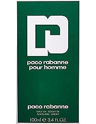 PACO RABANNE HOMME Eau de toilette vaporisateur 100 ml