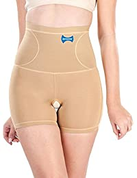 Dermawear Mini Shaper, Thrice Standard Compression at abdomen & at hips, thighs. Opening at the bottom for convinience, High control for looking 2 Inches slimmer, Shape up with confidance