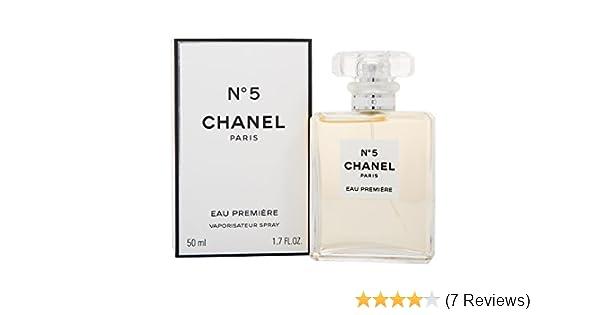 Chanel No 5 Eau Premiere Spray Edp 50ml Eau De Parfum New Amazon
