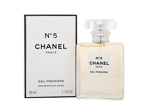 Chanel No, 5 Eau Premiere Vapo, 50 ml (5 Chanel Spray Toilette Eau De)