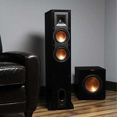 Floor Standing Hi-Fi Speakers