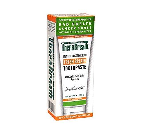 TheraBreath by Dr. Katz TheraBreath Fresh Breath Toothpaste